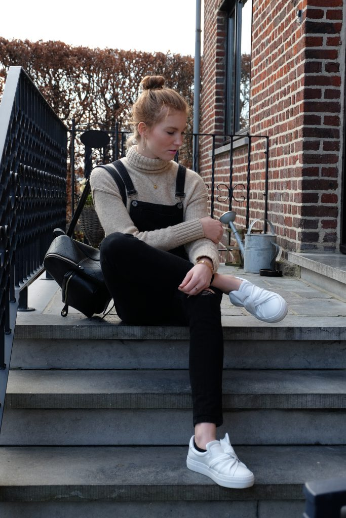 OUTFIT: PLATFORM SNEAKERS