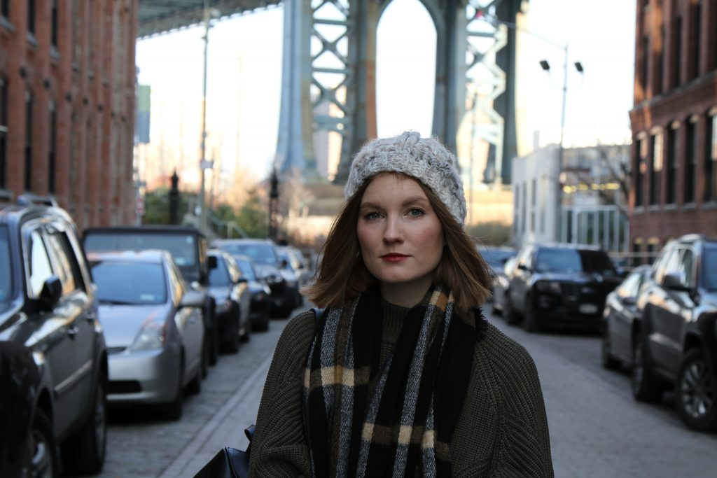 OUTFIT: TAKING A STROLL IN BROOKLYN