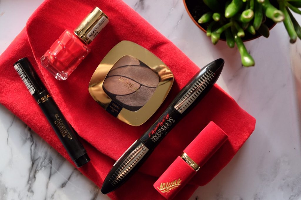GET THE RED CARPET LOOK WITH LOREAL