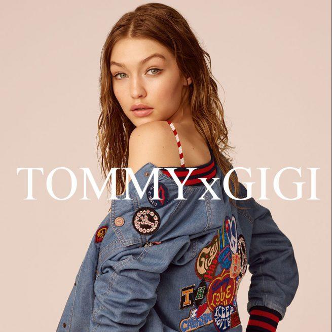TOMMY X GIGI: #TOMMYLOVE SS17